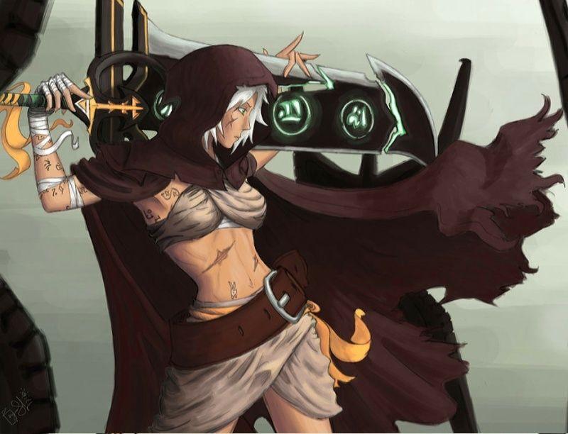 Rica Geralt W.I.P Riven_10