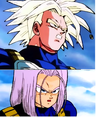 Vegeta (Buu) Trunks10