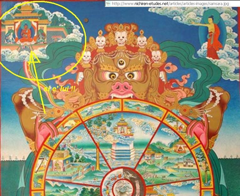 I Buddha oltre la sfera Buddha10