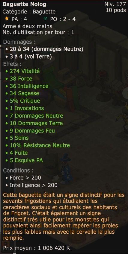 Les Runes et Les pépites Nolog10