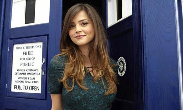 Doctor Who - Jenna Coleman s'en va au cours de la saison 9 Jenna-10