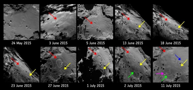 [Sujet unique] 2014: Philae: le robot de la sonde Rosetta sur la comète Tchourioumov-Guérassimenko - Page 8 14419010