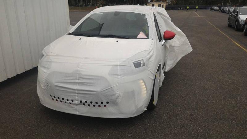 2016 - [DS/Citroën] DS 3 restylée [A55/56] - Page 3 12112210