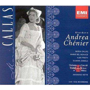 Andréa Chénier -111010