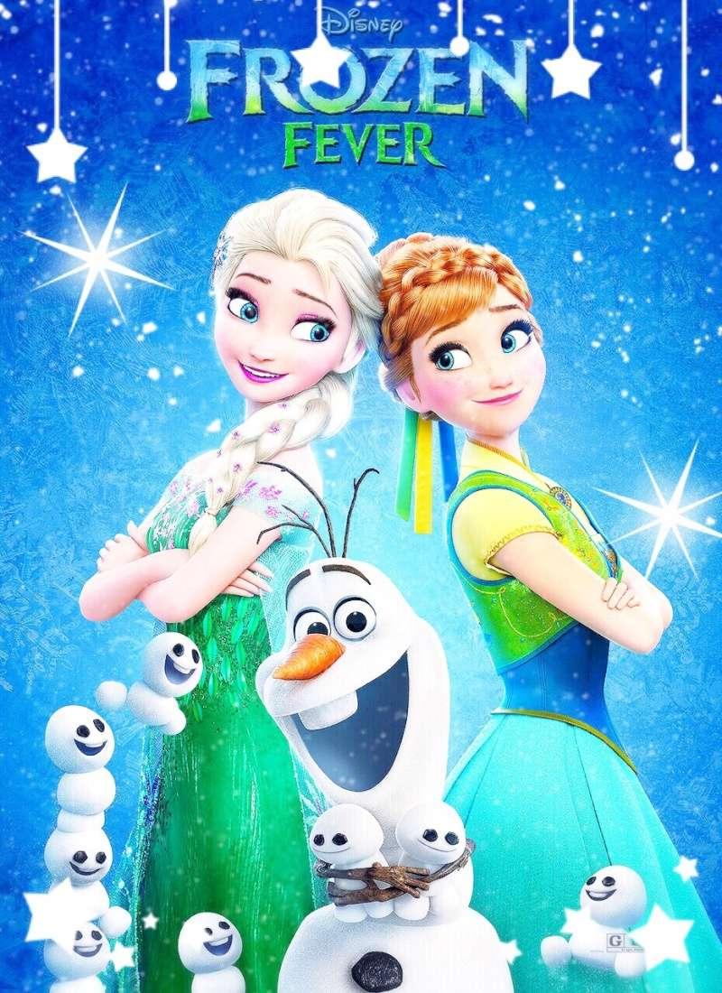 تحميل فيلم الانمى الأنيميشن القصير 2015 - anime film Frozen Forever 2015 Bluray  Frozen10