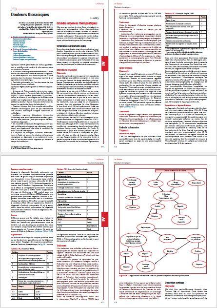 Blétry O, Marroun I, Coordonnateurs. Du symptôme à la prescription en médecine générale. 2 éd. Issy-les-Moulineaux: Elsevier Masson; 2014. 944 p. Du_sym11