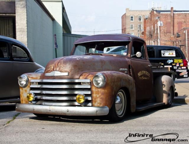 j'ai toujours aimé le rat rod  Chevy-10