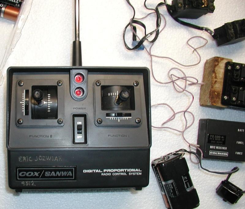 Cox Sanwa radio Cox_ra11
