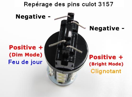 [TUTO] Feux de jour avec ampoule à leds Switchback Conven10