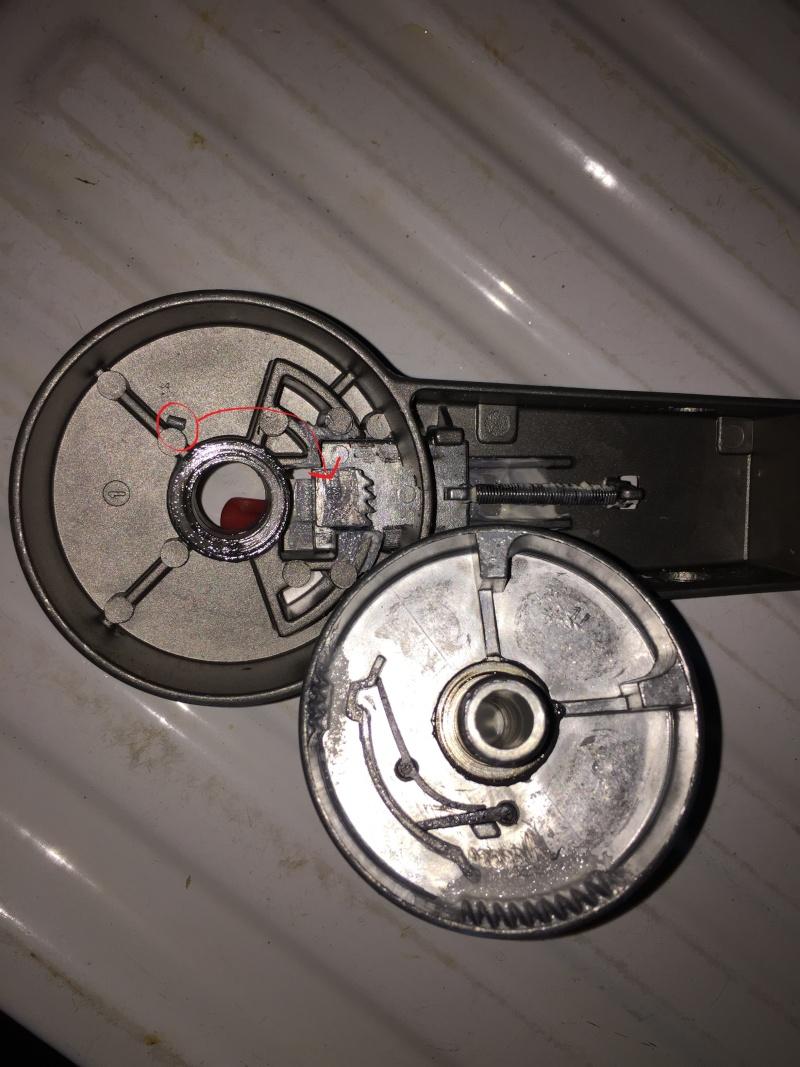 Réparation accoudoir Viano 2004 2015-014