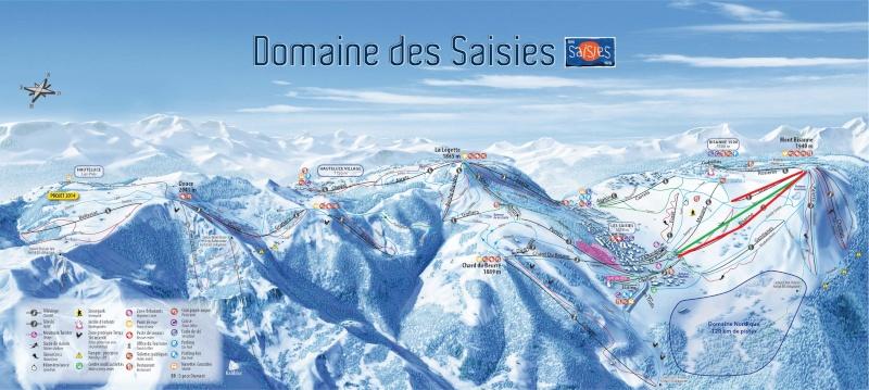 Construction du télésiège débrayable 6 places (TSD6) de Bisanne Saisie10