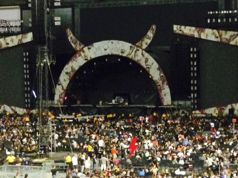 2015 / 08 / 31 - CAN, Montreal, Olympic stadium 111