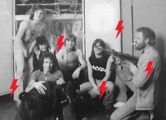1977 - Tommy gun 1116
