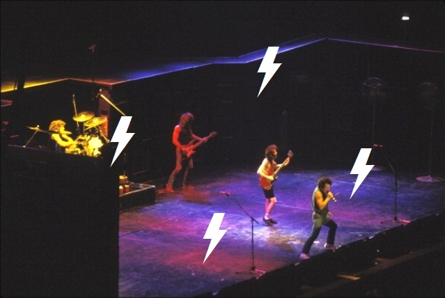 1984 / 09 / 15 - FRA, Paris, Bercy 11397511