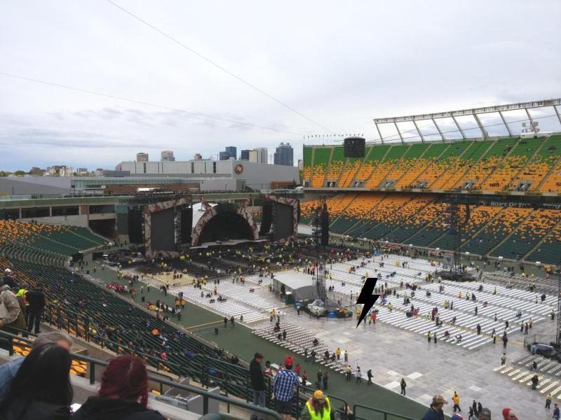2015 / 09 / 20 - CAN, Edmonton, Commonwealth stadium 116