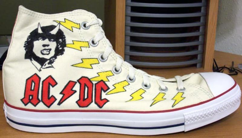 Converse shoes 1411