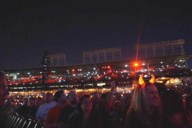 2015 / 09 / 15 - USA, Chicago, Wrigley field 1510