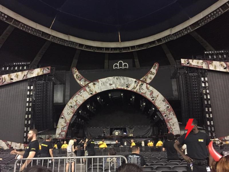 2015 / 08 / 31 - CAN, Montreal, Olympic stadium 211