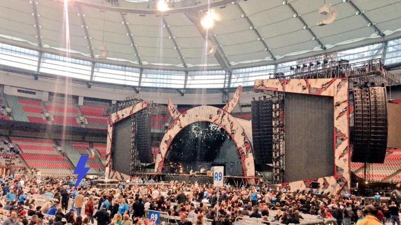 2015 / 09 / 22 - CAN, Vancouver, BC place 417