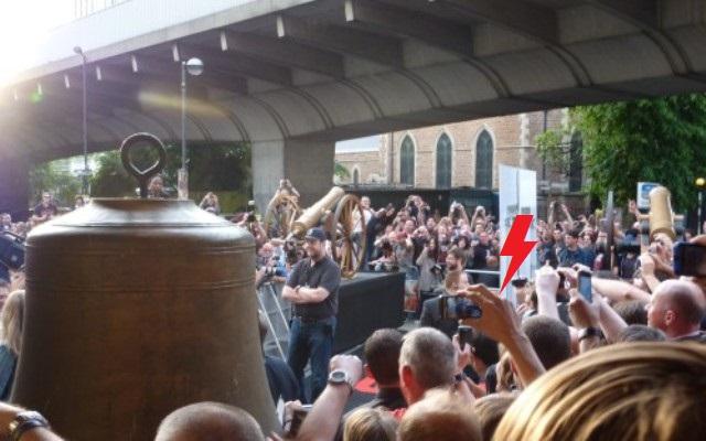 2011 / 05 / 06 - UK, London, Hammersmith apollo 432