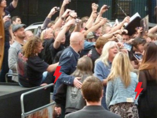 2011 / 05 / 06 - UK, London, Hammersmith apollo 528