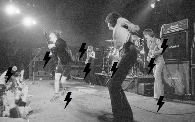 1977 / 03 / 19 - UK, Southend, Kursaal ballroom 534