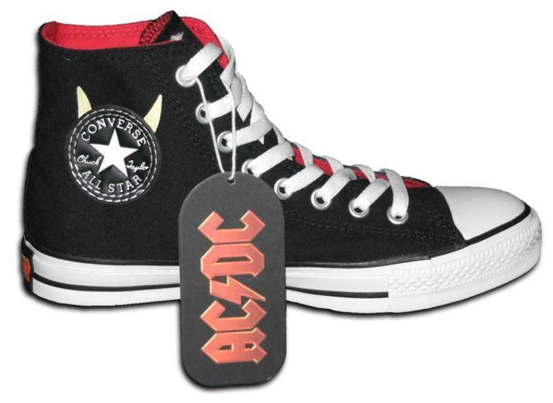 Converse shoes 714