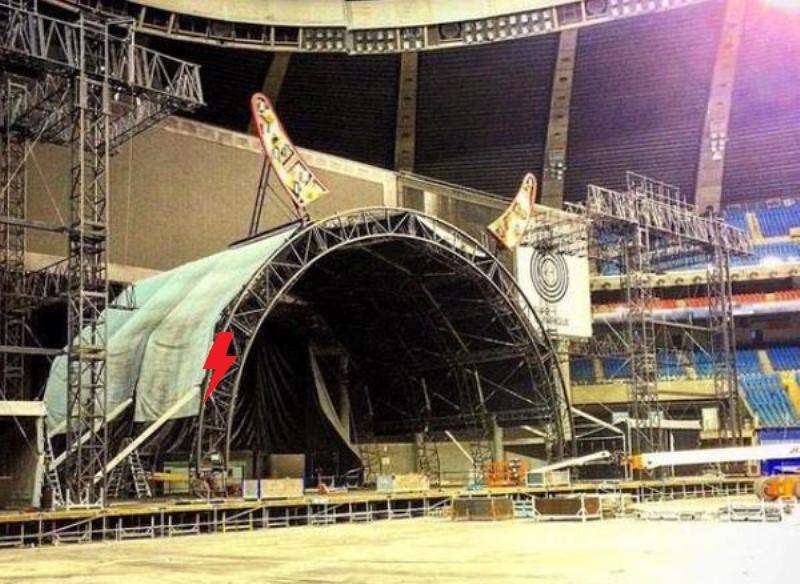 2015 / 08 / 22 - USA, Foxborough, Gillette stadium 910