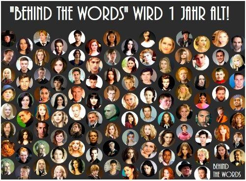 Behind The Words - 1 Jahr - Geburtstag! 1_jahr11