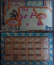 Mes premiers Game and Watch Bomb2010