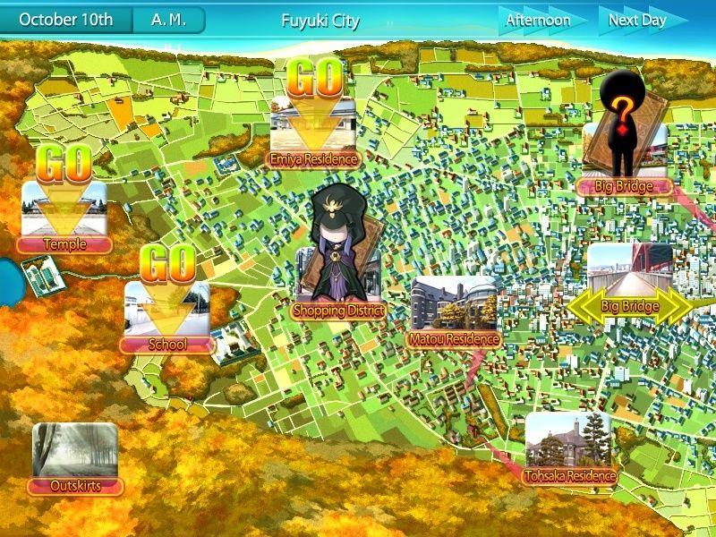 Map de Fuyuki Fuyuki10