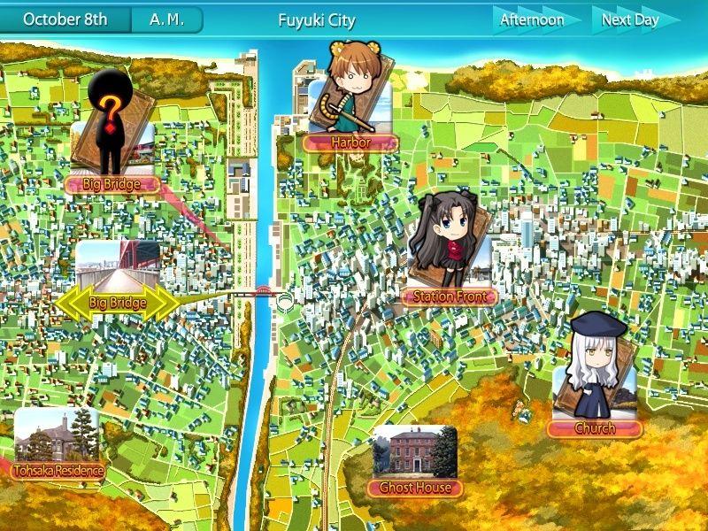 Map de Fuyuki Fuyuki11