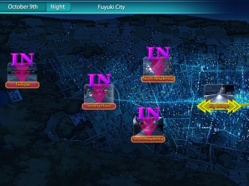 Map de Fuyuki Fuyuki12