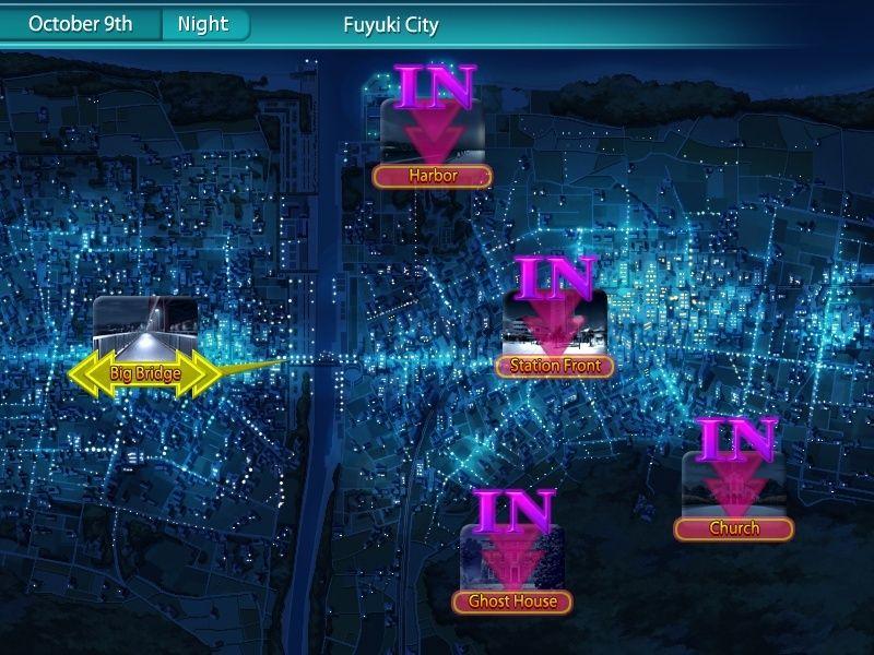 Map de Fuyuki Fuyuki13