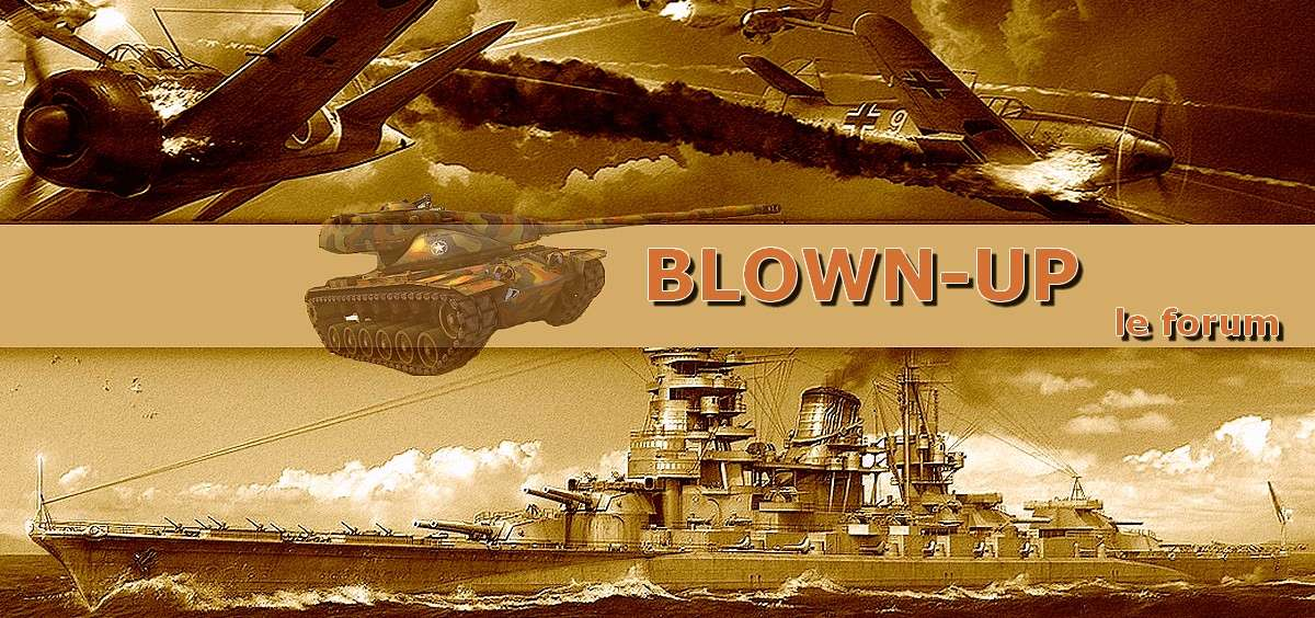 Blown-up, clan Wargaming