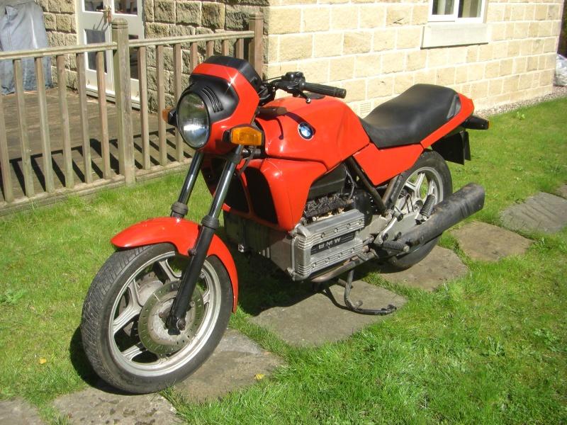 K100 Basic for sale Chassis 0000252 Cimg2813