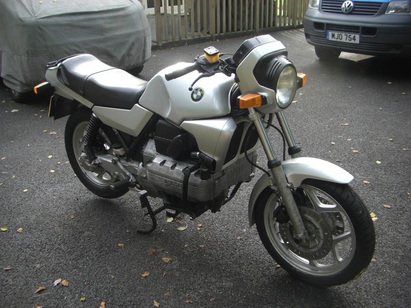 1985 K100 standard with 20,202 original miles! Cimg2816