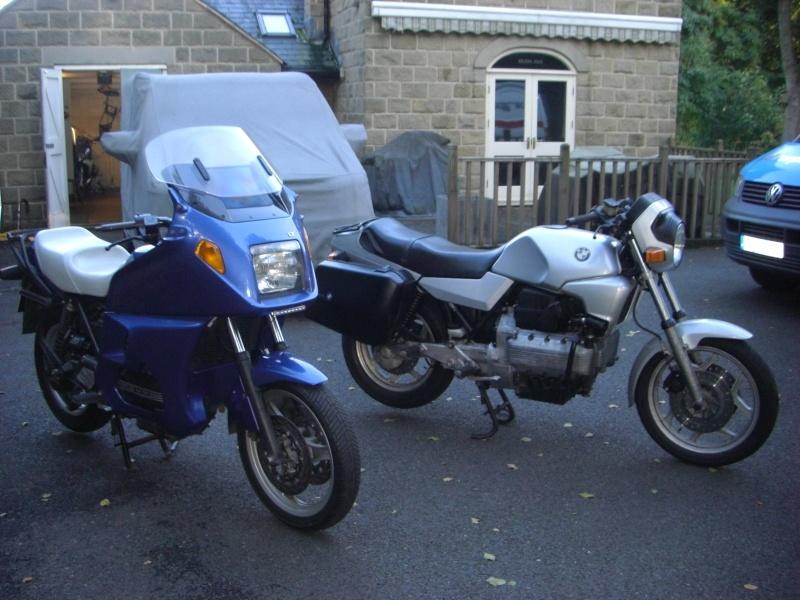 1985 K100 standard with 20,202 original miles! Cimg2817