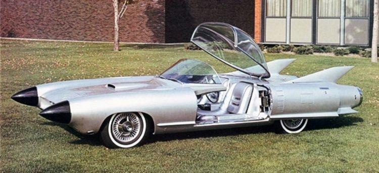La Cadillac Cyclone a révolutionné l'industrie automobile : elle n'a pourtant jamais été commercialisée ! Par Anaelle Smaili                                    Captur35