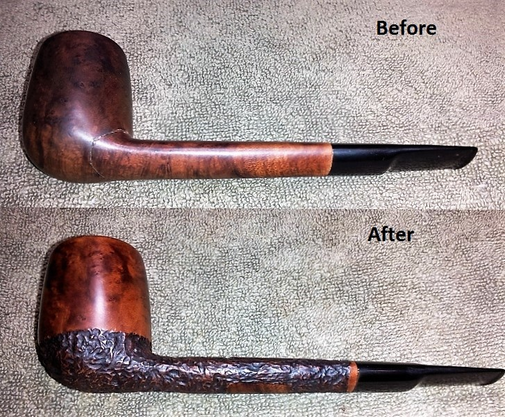 Refurb - Partial Rustication of a BC Supermate Major Bs_sup11