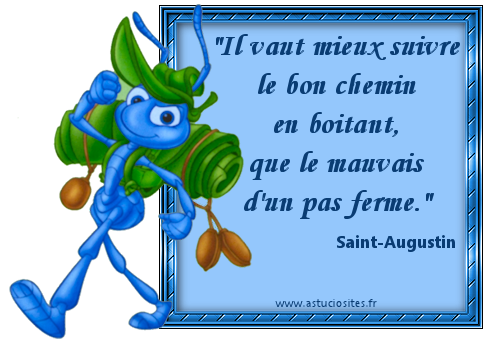 Citations que nous aimons Chemin10