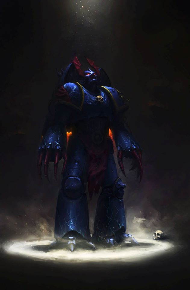 [W40K] Collection d'images : Space Marines du Chaos - Page 9 11802710