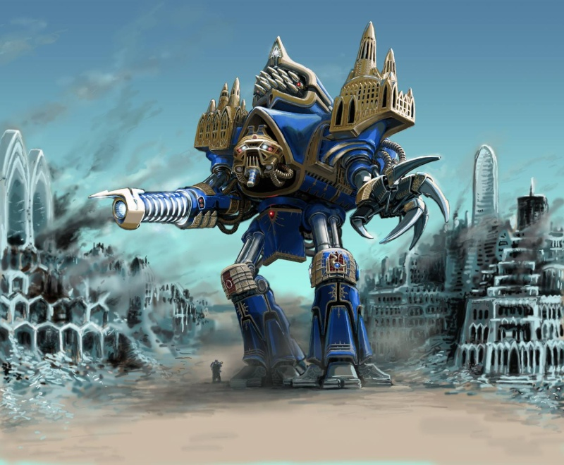 [W40K] Collection d'images : Space Marines du Chaos - Page 9 12095010