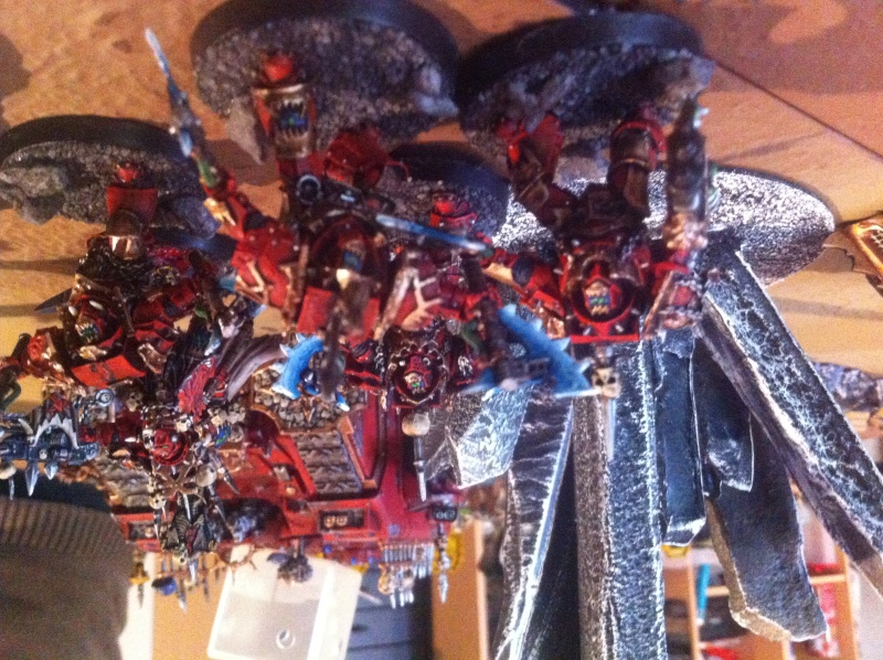 [ Bataille 8000 points ] - World Eaters & Nécrons VS Dark Angels & Rogal's Fists 1_1410