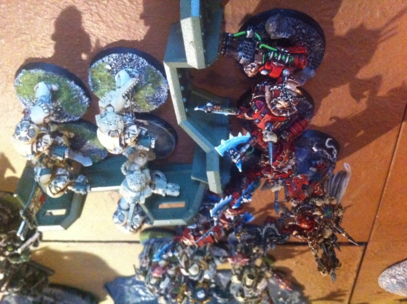 [ Bataille 8000 points ] - World Eaters & Nécrons VS Dark Angels & Rogal's Fists 1_1810