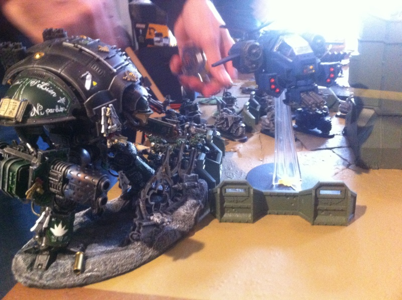 [ Bataille 8000 points ] - World Eaters & Nécrons VS Dark Angels & Rogal's Fists 1_310