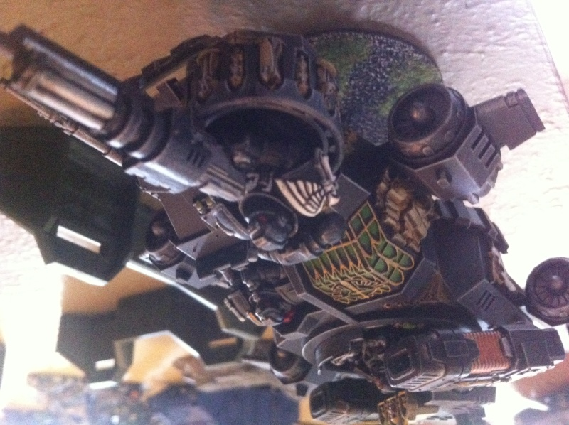 [ Bataille 8000 points ] - World Eaters & Nécrons VS Dark Angels & Rogal's Fists 1_910
