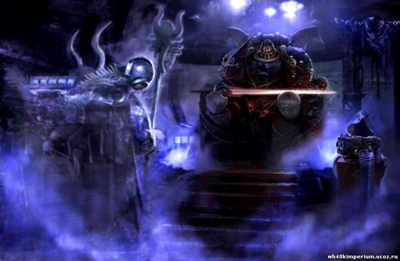 [SPOILER] - Night Lords, l'Omnibus : les critiques de la Ière Griffe ! Talos_10
