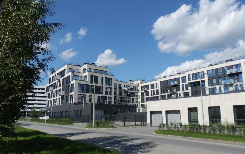 Купить элитную квартиру в Санкт-Петербурге P8103611