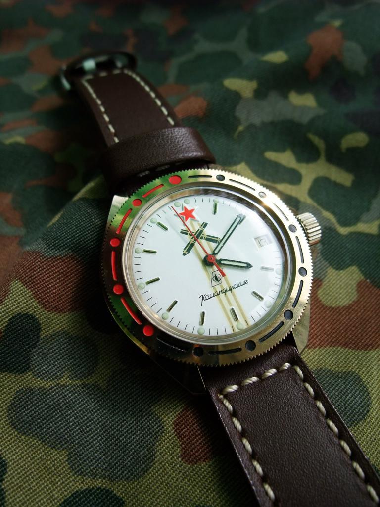 Vostok Komandirskie 25773810